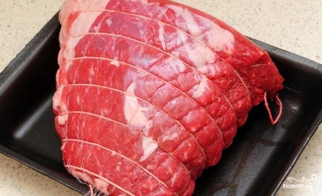 Ростбиф из мраморной говядины - фото шаг 3