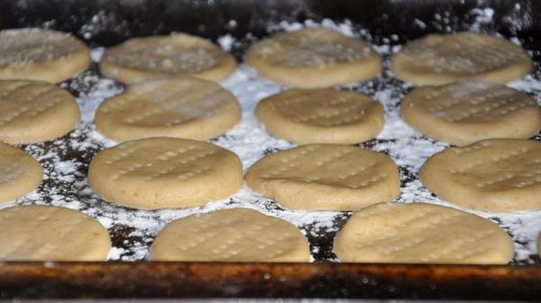 Печенье домашнее на сметане - фото шаг 4
