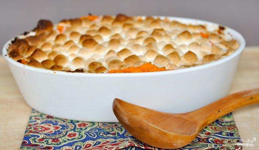 Рецепт Кассероль из сладкого картофеля