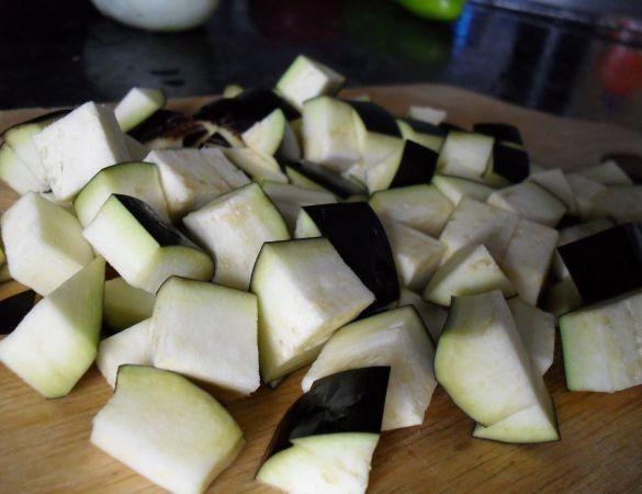 Рагу с мясом и овощами - фото шаг 3