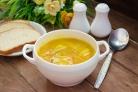 Суп с фасолью и лапшой
