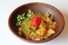 Рагу из кабачков и картофеля