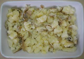 Картофельный гратен с сыром - фото шаг 2