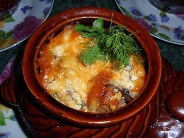 Рецепт Жаркое соевое по-домашнему