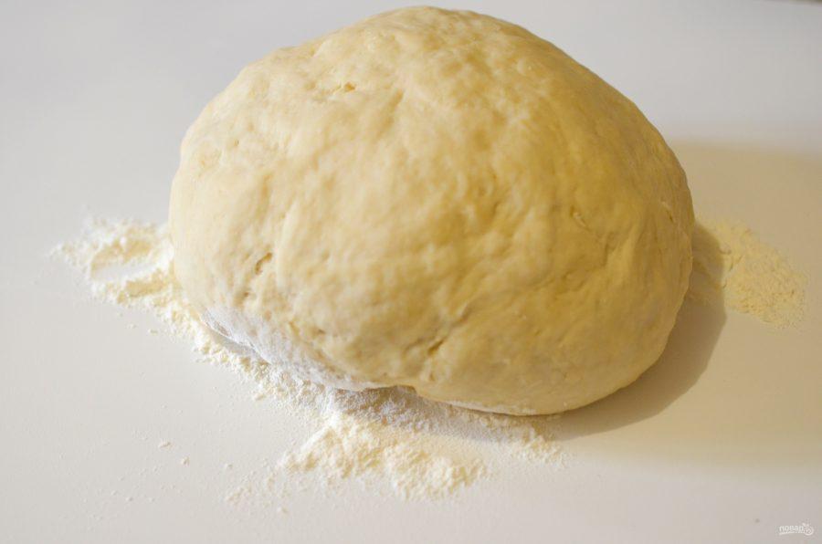 Чебуречное тесто как приготовить