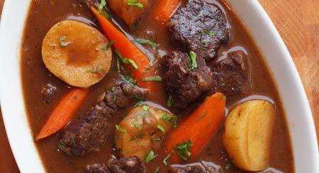 Говядина с морковью - фото шаг 7