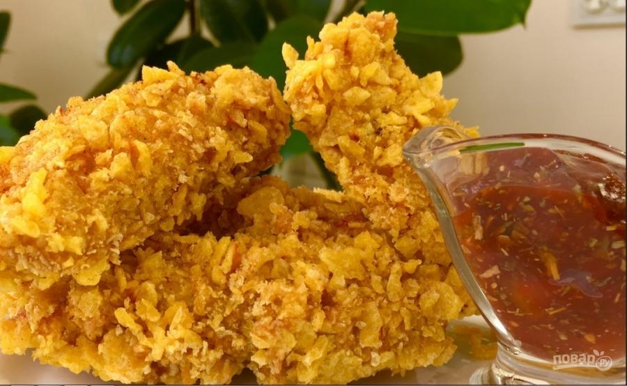 курица в медово горчичном маринаде в духовке рецепт