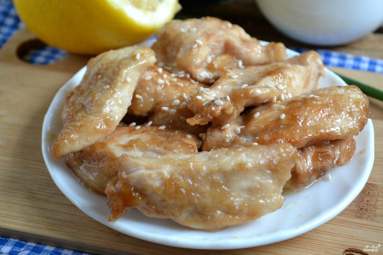 Маринад для курицы с соевым соусом