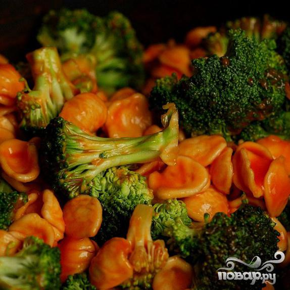 Паста и брокколи - фото шаг 6