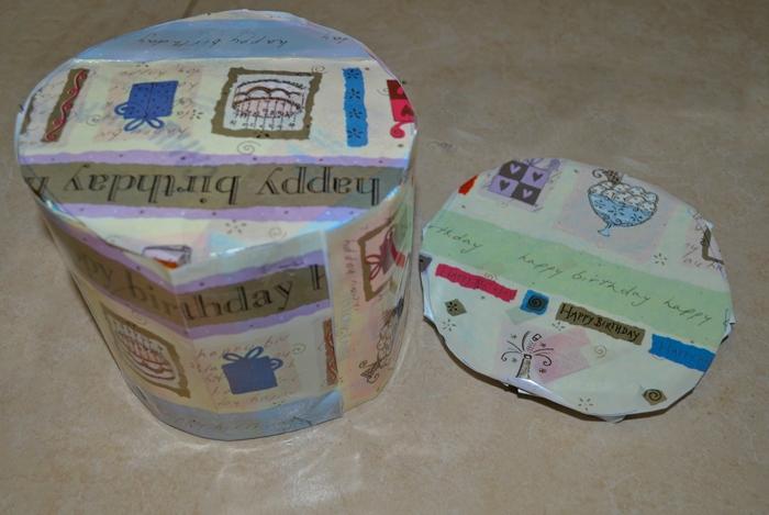 Торт из конфет на день рождения мальчику - фото шаг 5