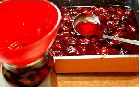 Варенье из слив в духовке - фото шаг 7