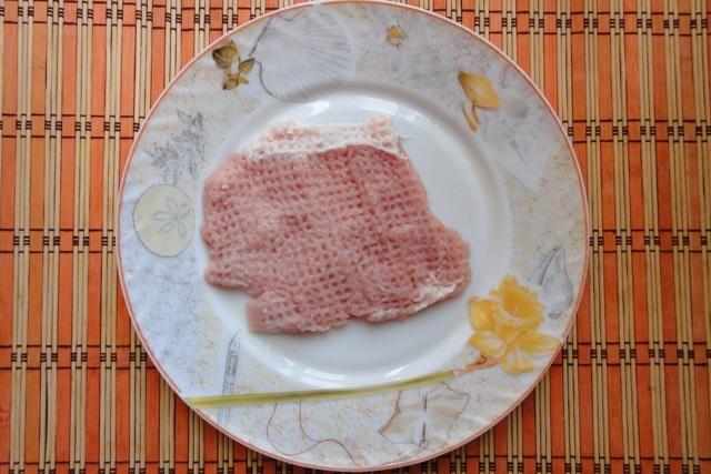 Мясо по-французски с луком и сыром - фото шаг 2