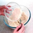 Рецепт Сырное печенье с базиликом