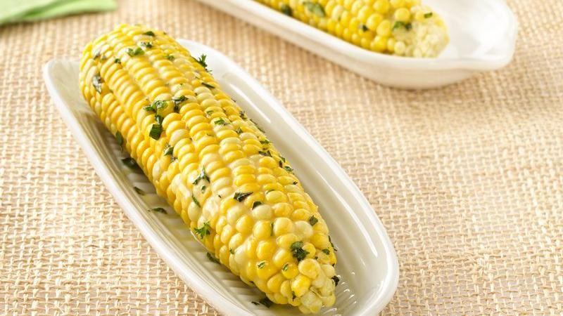 Кукуруза, запеченная в рукаве - фото шаг 3