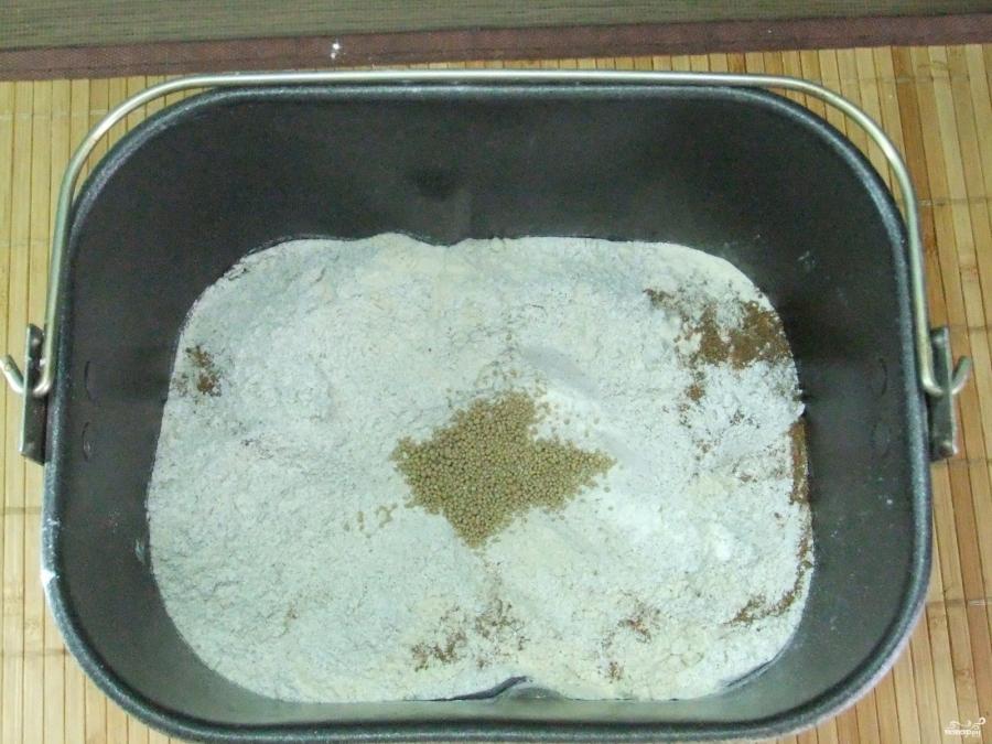 Домашний постный хлеб - фото шаг 8
