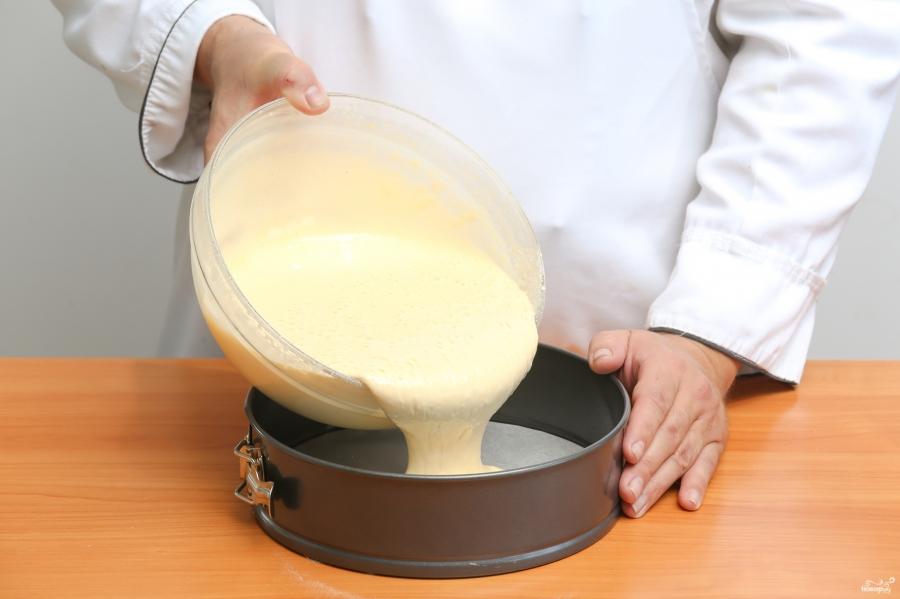 Пышное бисквитное тесто - фото шаг 5
