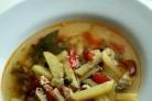 Рыбный суп с каперсами