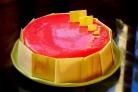 Цветная глазурь для торта