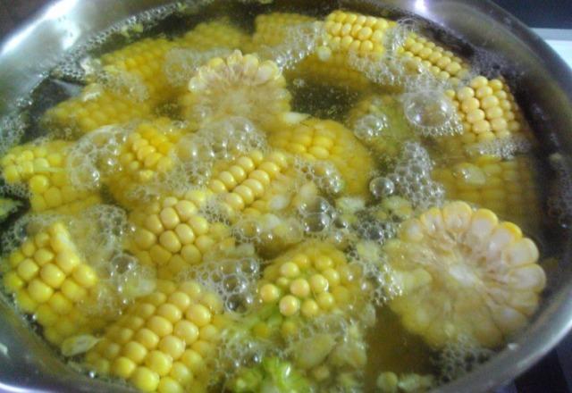 Рецепт Кукурузный сироп