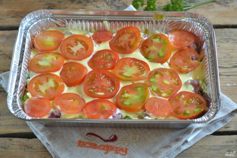 блюда из кабачков запеканки рецепты в духовке