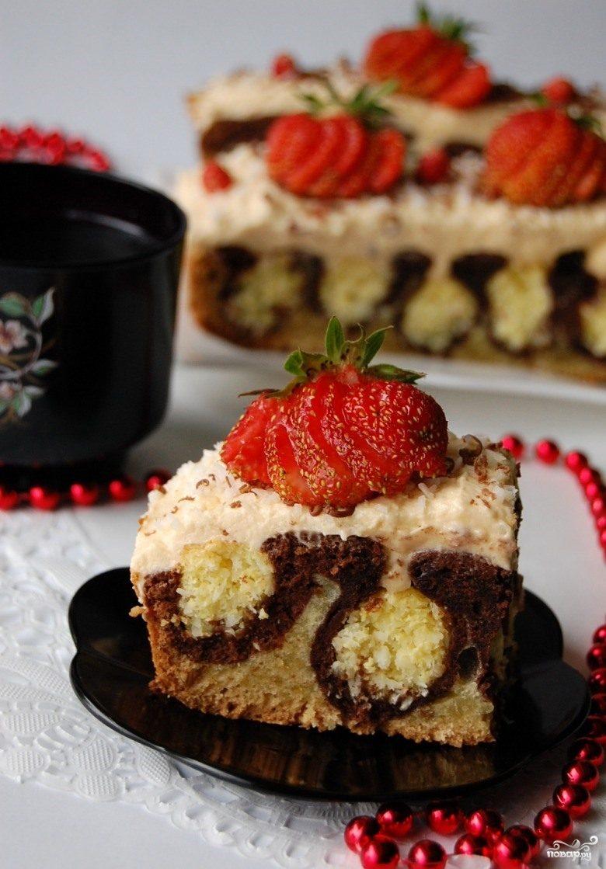Вкусные торты, рецепты с фото