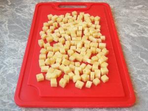 Котлеты с сыром - фото шаг 2