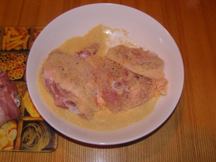 Куриные окорочка в соусе - фото шаг 2