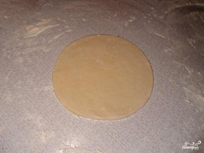 Бездрожжевое тесто для треугольников - фото шаг 7