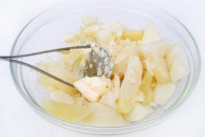 Ньокетти из картофельного пюре - фото шаг 3