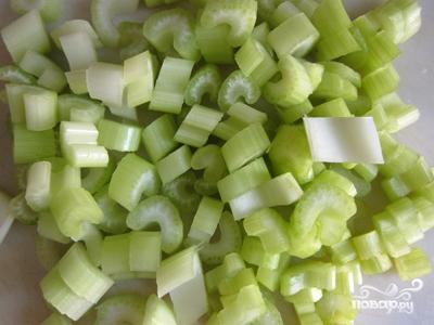 Рассольник вегетарианский - фото шаг 7