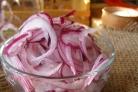 Маринованный лук на зиму без стерилизации