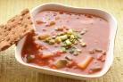 Чечевичный томатный суп