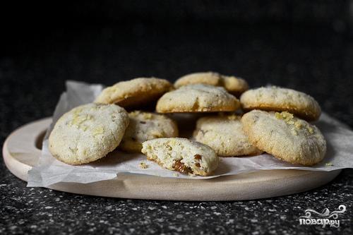 Печенье из картофельных чипсов