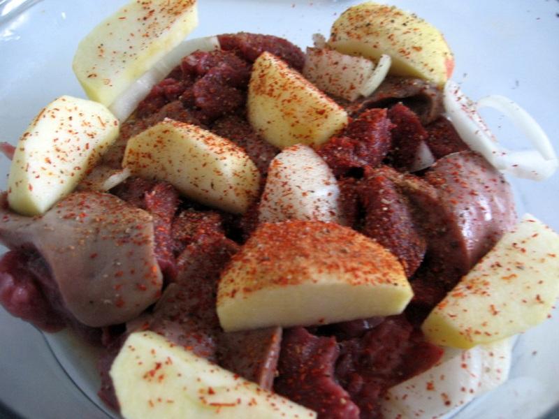 Рецепт Паштет из говядины