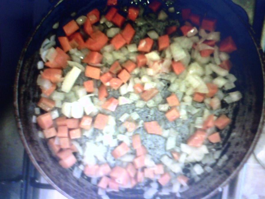 Овощное рагу по-домашнему - фото шаг 4