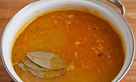 Суп из томатной консервы - фото шаг 6