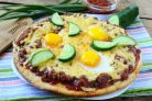 Пицца на завтрак Восторг