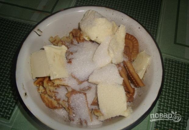 как приготовить мандариновый чизкейк