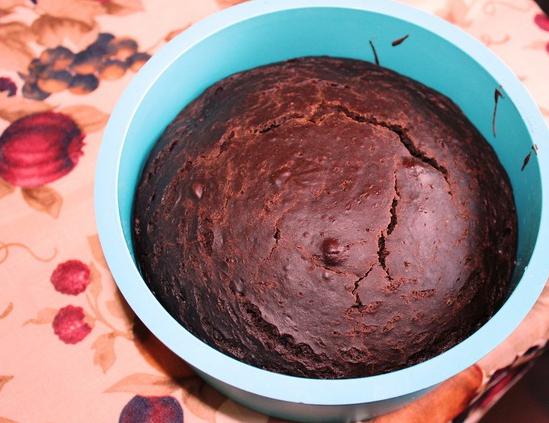 Брусничный торт - фото шаг 1
