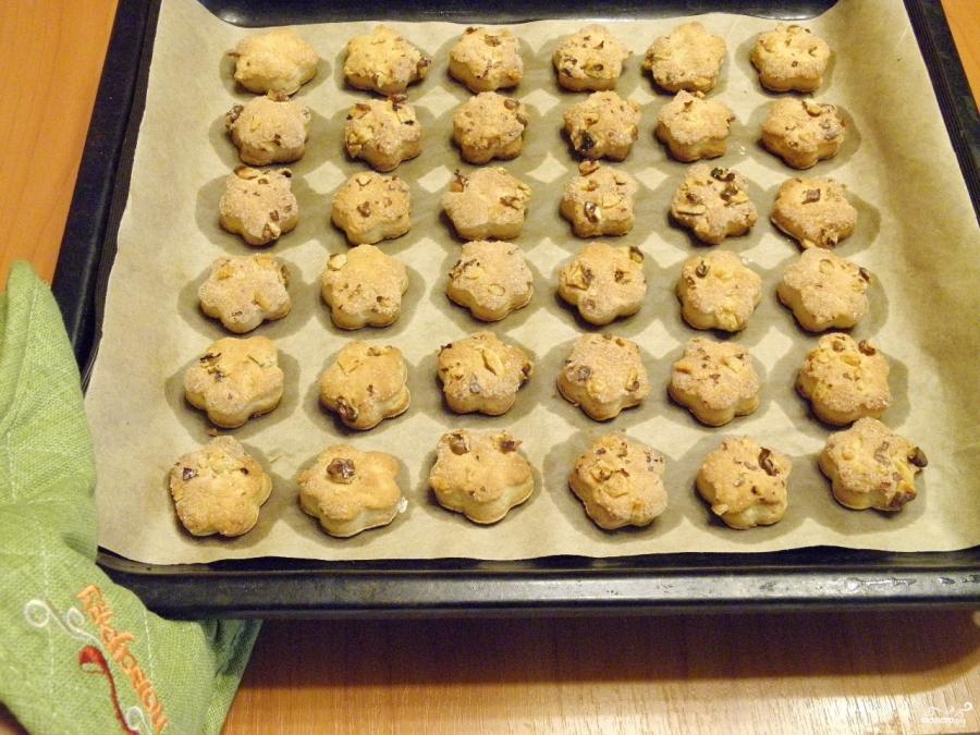Вкусное печенье на кефире - фото шаг 11