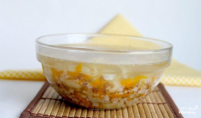 Гречневый суп для похудения