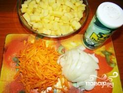 Суп из тушенки - фото шаг 2