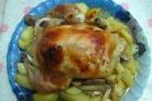 Курица в пакете