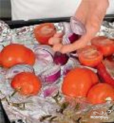 Домашний соус Барбекю из помидоров - фото шаг 1