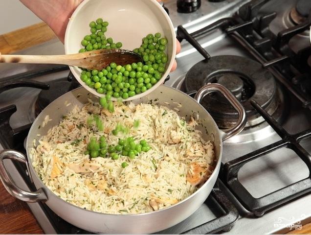 Курица с рисом - фото шаг 6