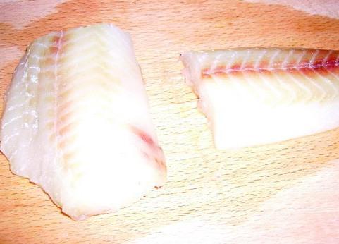 Рецепт Бризоль из рыбы