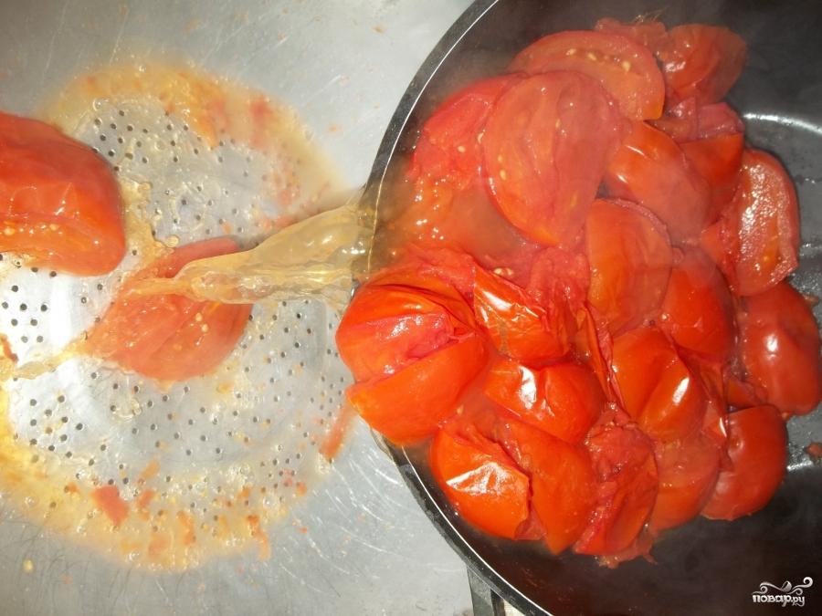 Острый томатный соус - фото шаг 3