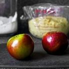 Рецепт Хала с яблоками и медом