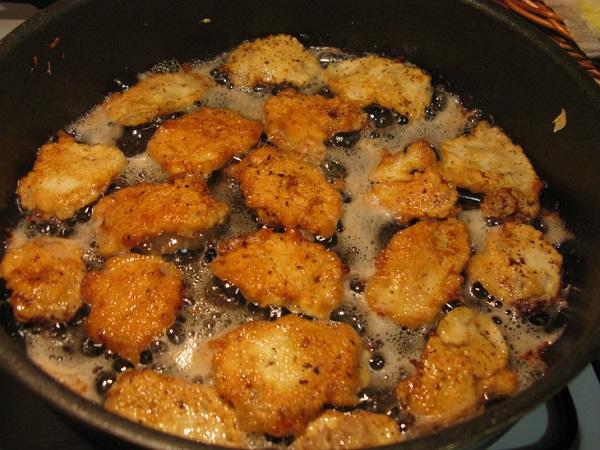 блюда из сердечек куриных рецепт с фото