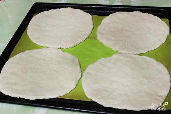 Торт сметанный с фруктами - фото шаг 2